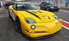Corvette Experience Team - Circuit van Zolder: Rijd zes rondes in een Corvette op het circuit van Zolder