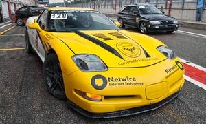Corvette Experience Team: Zelf rijden of meerijden in een Corvette op het circuit van Zolder met het Corvette Experience Team