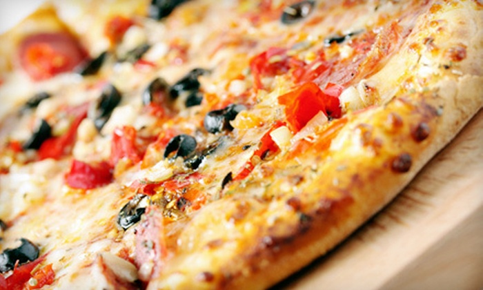 Michael's Pizza - Multiple Locations: $10 for $22 Worth of Pizza and Subs at Michael's Pizza in Clarksville