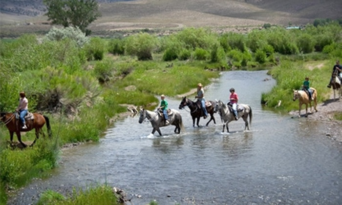 Rockin' R Ranch - Antimony: $79 for a One-Night Stay for One Person with Full Amenities at Rockin' R Ranch in Antimony ($210 Value)