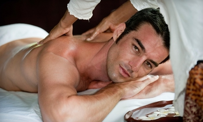 Hyde Park Body Works - Hyde Park: $57 for a 60-Minute Men's Deep-Tissue Massage and Signature Men's Haircut at Hyde Park Body Works, Plus Free Hair Products ($131.50 Value)