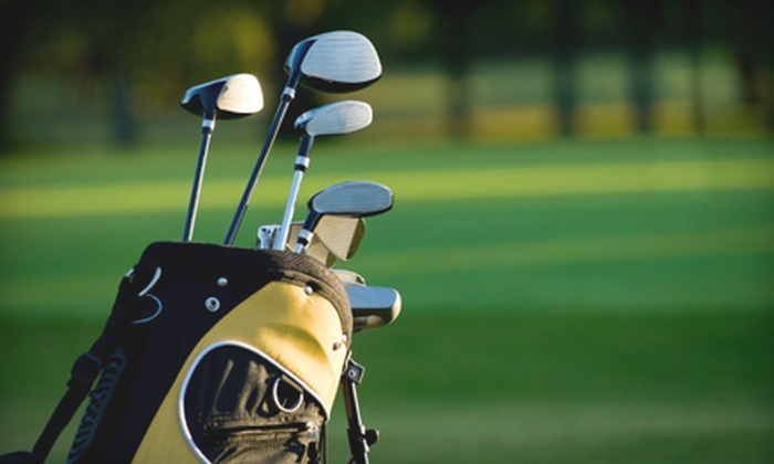 Kelowna Springs Golf Club - Highway 97: $13 for an 18-Hole Round for Two at the Putting-Course at Kelowna Springs Golf Club (Up to $26.88 Value)