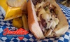 Franklin's Hoagies - Downtown: $6 for $12 Worth of Hoagies and More from Franklin's Hoagies
