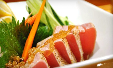 $35 Worth of Japanese Cuisine after 4pm - Osaka Sushi & Japanese Cuisine in Louisville