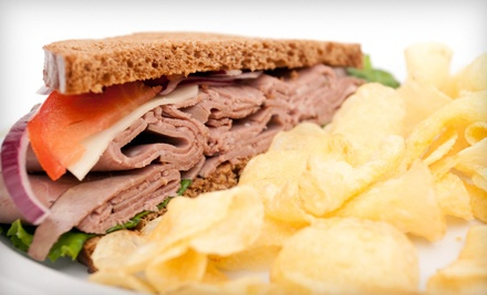 Meal for Two (up to a $24.97 value) - Raf Deli & Cafe in Hoboken