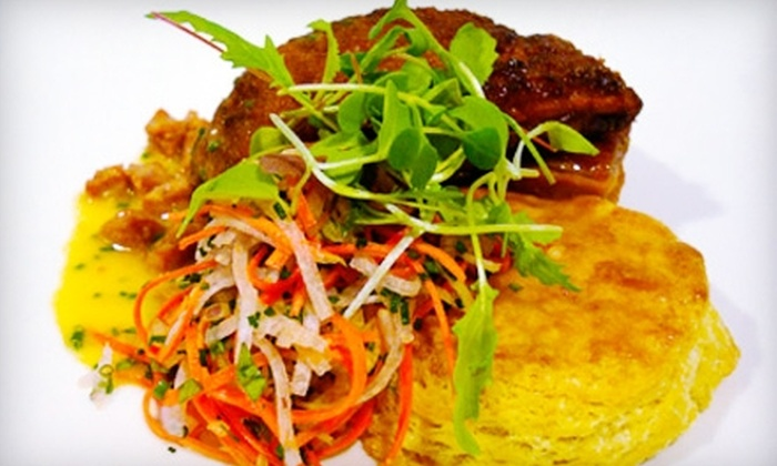 Trevor Kitchen and Bar - Toronto: $25 for $50 Worth of Fine Comfort Fare and Drinks at Trevor Kitchen and Bar
