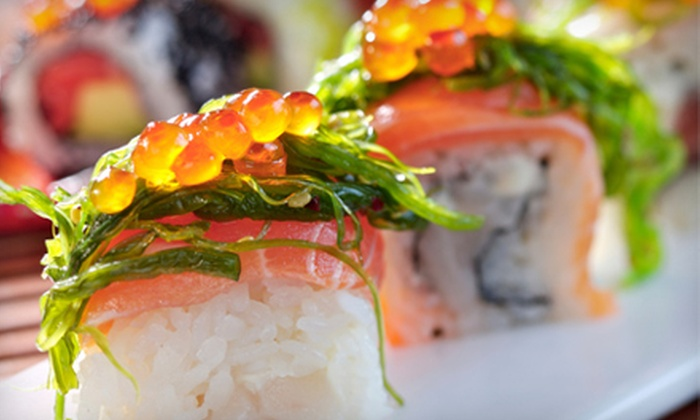 Black Lantern Sushi Den - Huntington: $15 for $30 Worth of Sushi, Sashimi, and Nigiri at Black Lantern Sushi Den in Huntington