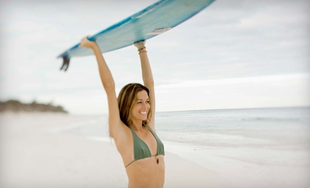 $70 Groupon to Open Ocean Surf - Open Ocean Surf in Redondo Beach