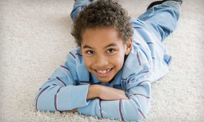 Carpet Cleaners Niagara - St Catharines-Niagara: Carpet Cleaning for Two, Three, or Four Rooms or $50 for $100 Toward Furniture Cleaning from Carpet Cleaners Niagara