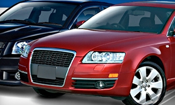 Harris Auto Repair - Lawrence: $59 for Wheel Alignment and Balance at Harris Auto Repair ($139.99 Value)