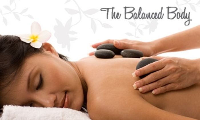 The Balanced Body Therapeutic Massage - Downtown San Jose: $35 for 60-Minute Massage at The Balanced Body Therapeutic Massage ($80 Value)