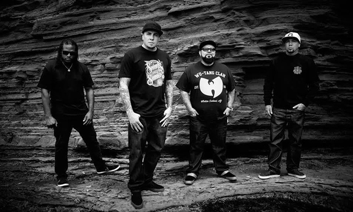 Merry Meltdown with P.O.D. and Pop Evil - Riverside Municipal Auditorium: Merry Meltdown with P.O.D. and Pop Evil on Saturday, December 5, at 7 p.m.