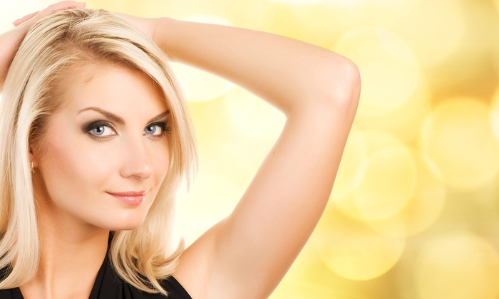 Guy Matthew Salon and Day Spa - Felicia Howe - Whizin's Row: Cut, Conditioning and Optional Highlights from Felicia Howe at Guy Matthew Salon and Day Spa (Up to 63% Off)