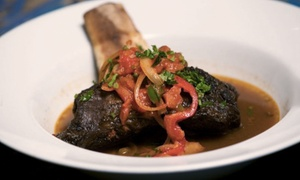 Le Souk Restaurant / Le Souk Harem - Greenwich Village: Three-Course Moroccan Meal for Two with Option for Prosecco at Le Souk (Up to 55% Off). Four Options Available.