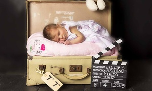 sharon lewis: Baby's First Year Photoshoots With Prints for £19 from 9 Images
