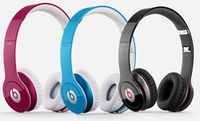 GROUPON: Beats by Dre Solo HD Headphones Beats by Dre Solo HD Headphones