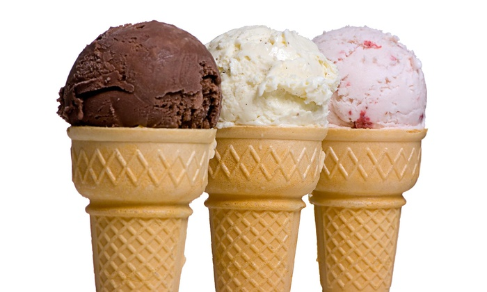 The Detroit Ice Cream Company - Detroit: Two Ice Cream with Toppings at The Detroit Ice Cream Company (44% Off)