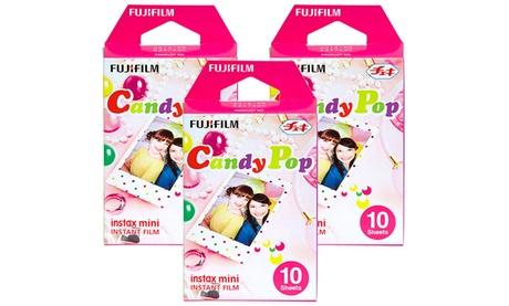Fujifilm Instax Candy Pop Instant Film
