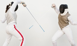 En Garde Fencing Club of Ocala: One or Four Fencing Classes at En Garde Fencing Club of Ocala (Up to 50% Off)