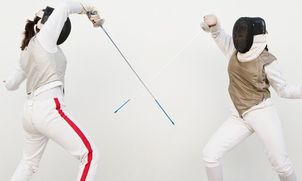 One or Four Fencing Classes at En Garde Fencing Club of Ocala (Up to 50% Off)