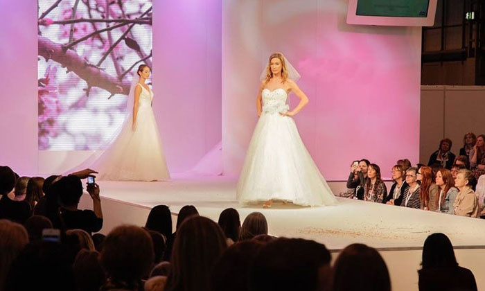 Our Dream Wedding Expo - Double Tree by Hilton Tampa Airport Westshore Hotel: One, Two, or Four Admissions to Our Dream Wedding Expo - May 1st, 2016 (Up to 55% Off)