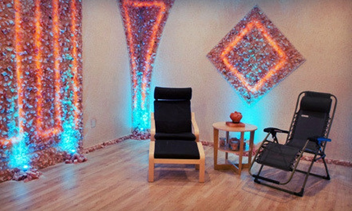 Salt Room Millenia - Orlando: One, Three, or Five Salt-Room-Therapy Sessions for Adults at Salt Room Millenia (Up to 58% Off)
