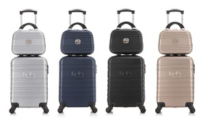 Set valise cabine et Vanity LPB
