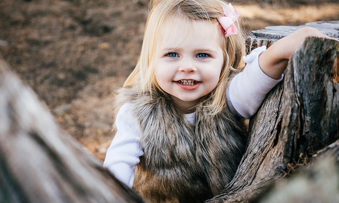 Alexandrina Owens Photography - San Francisco: 60-Minute Children's Photo Shoot from Alexandrina Owens Photography (70% Off)