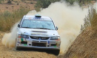 Curso de rally con 3, 4 o 5 vueltas a circuito para uno o dos desde 89 € en Tú Pilotas