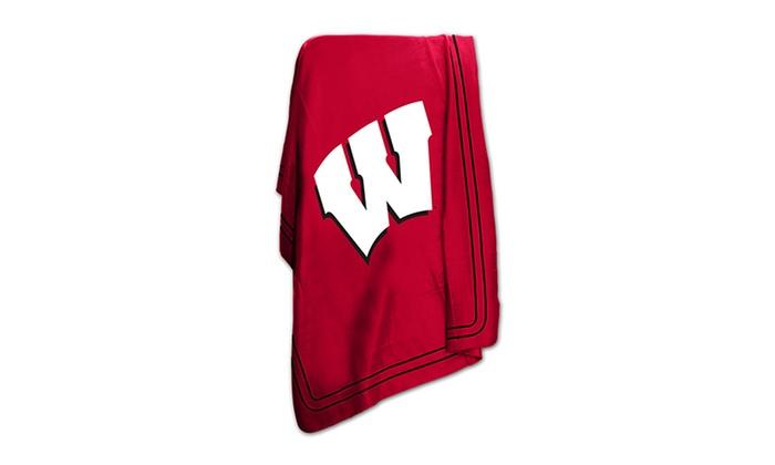 "NCAA 50""x60"" Classic Fleece Throw: NCAA 50""x60"" Classic Fleece Throw. Multiple Teams Available. Free Returns."