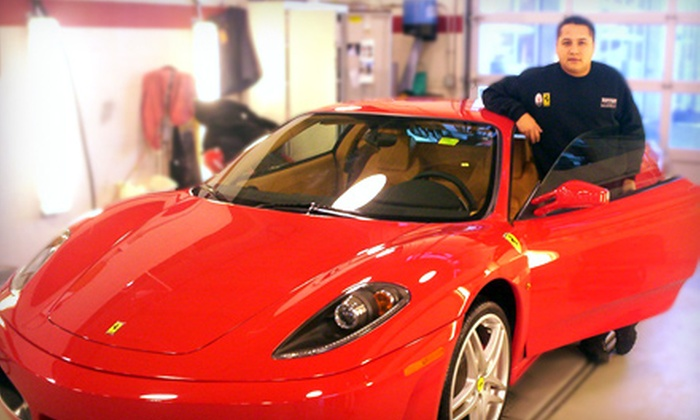 Xtreme Auto Detail - Dulles Trade Center: $79 for a Full Auto Detailing at Xtreme Auto Detail in Dulles (Up to $215 Value)