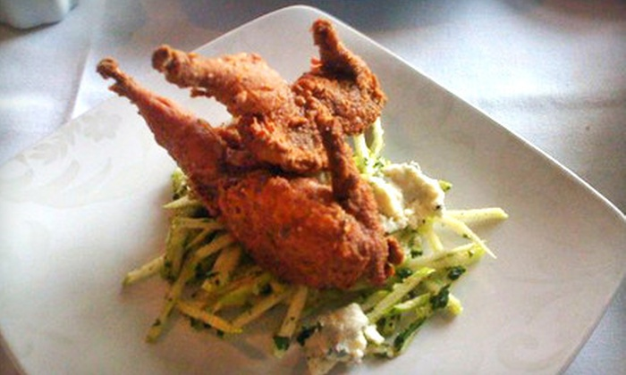 dish  - Central Business District: $15 for $30 Worth of Small Plates at dish in Lynchburg