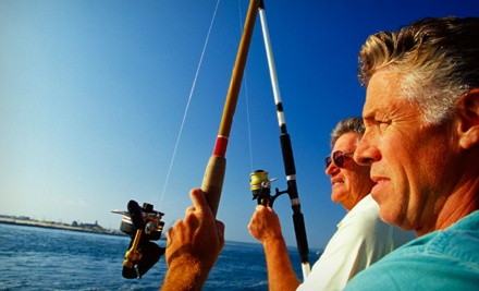Four-Hour Half-Day Fishing Charter for Four People (a $400 value) - Lip'em N Grip'em Fishing Charters in Bokeelia