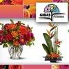 Half Off at Gidas Flowers