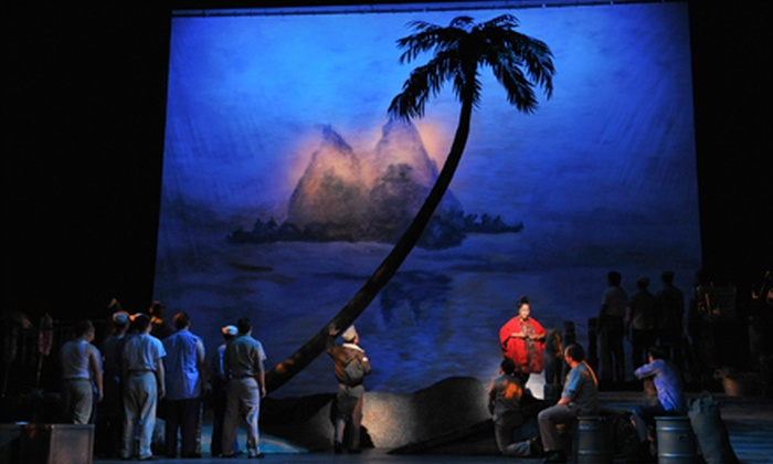 """Lyric Light Opera - Multiple Locations: Musical-Theater Outing to Lyric Light Opera's """"South Pacific"""" (Up to 55% Off). Six Shows Available."""