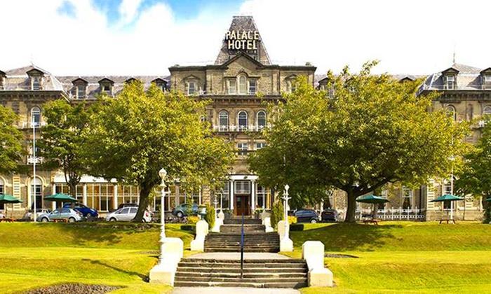 Buxton Palace Hotel Spa Treatments