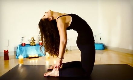 The Yoga Place: 8 Yoga Classes - The Yoga Place in Los Angeles