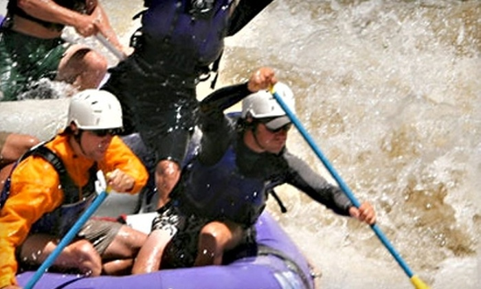 Red River Adventures - Moab: $225 for All-Inclusive Fisher Towers Overnight Rafting-Trip Package for Two from Red River Adventures in Moab (Up to $450 Value)