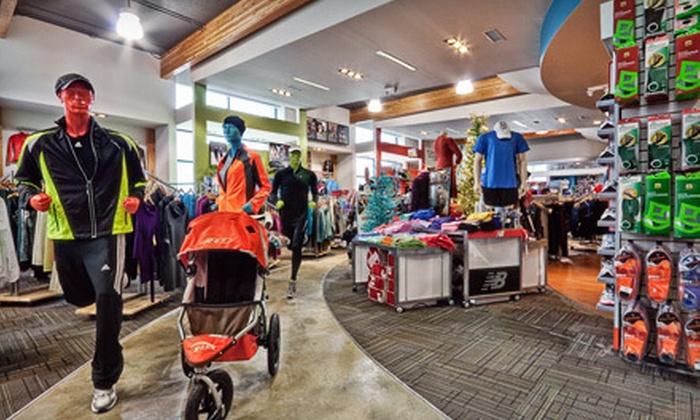 Sportspectrum - Springlake, University Terrace: $25 for $50 Worth of Athletic Apparel and Merchandise at Sportspectrum