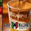 Half Off at Tony Maloney's Pub & Pizza