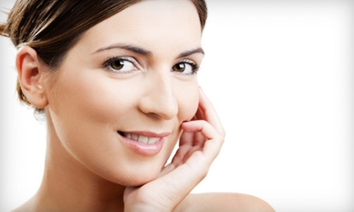 Sunpiper Skin & Body Center - Lewisville: $45 for a Haircut, Eyebrow Waxing, and Express Radiance Facial at Sunpiper Skin & Body Center in Lewisville (Up to $93 Value)