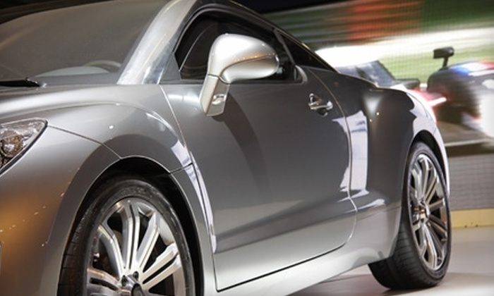LXT Automotive - North Bethesda: $80 for a Full Air-Conditioning Service at LXT Automotive in Rockville ($160 Value)