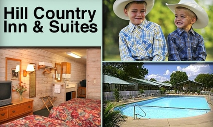 Hill Country Inn & Suites - Northeast San Antonio: $39 for a One-Night Stay in a Standard Suite at Hill Country Inn & Suites at Salado Creek Villas