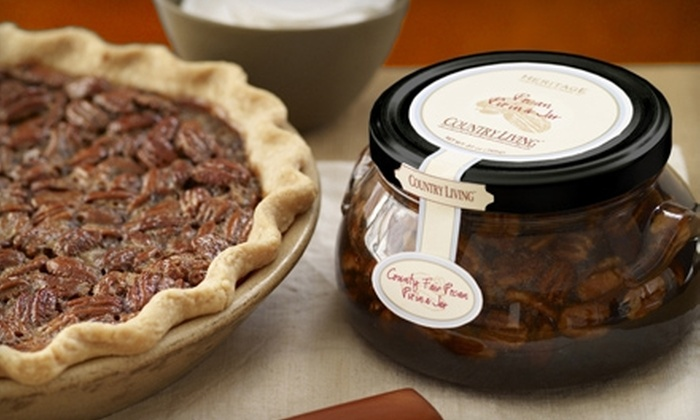 Heritage Family Specialty Foods: $10 for $20 Worth of Country Living Collection Gourmet Groceries from Heritage Family Specialty Foods