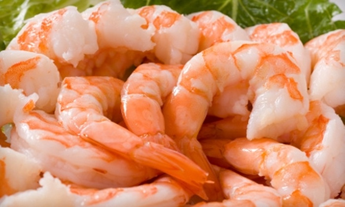 Baba's Shrimp Shack - Villa Rica: $7 for $15 Worth of Seafood and More at Baba's Shrimp Shack