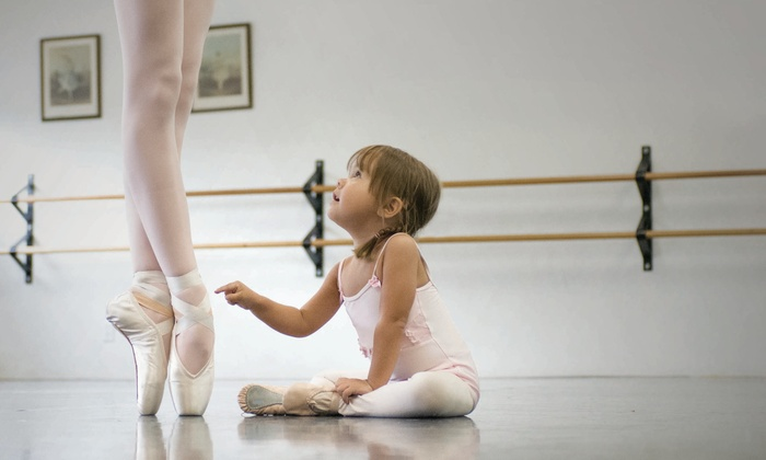 California Ballet School - Multiple Locations: 5 or 10 Classes for Kids or Adults at California Ballet School (Up to 67% Off)