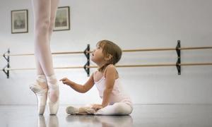 California Ballet School: 5 or 10 Classes for Kids or Adults at California Ballet School (Up to 67% Off)