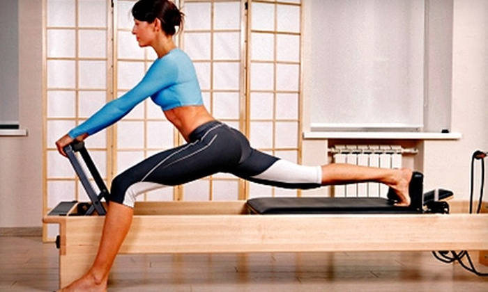PhysioFit - Los Altos: $35 for Five Pilates Mat or TRX Suspension Training Classes at PhysioFit in Los Altos ($85 Value)