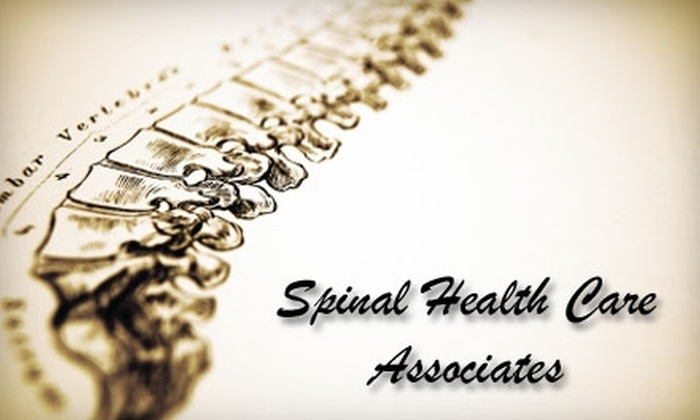 Spinal Health Care Associates - Memphis: $39 for a Consultation, Exam, Digital X-rays, Adjustment, and 30-Minute Massage at Spinal Health Care Associates ($575 Value)