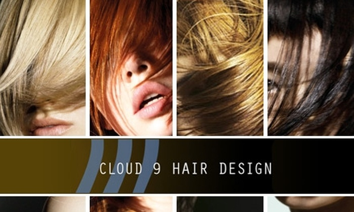 Cloud 9 Hair Design - Midtown-Central Neighborhood Association: $30 for $75 Worth of Salon Services at Cloud 9 Hair Design